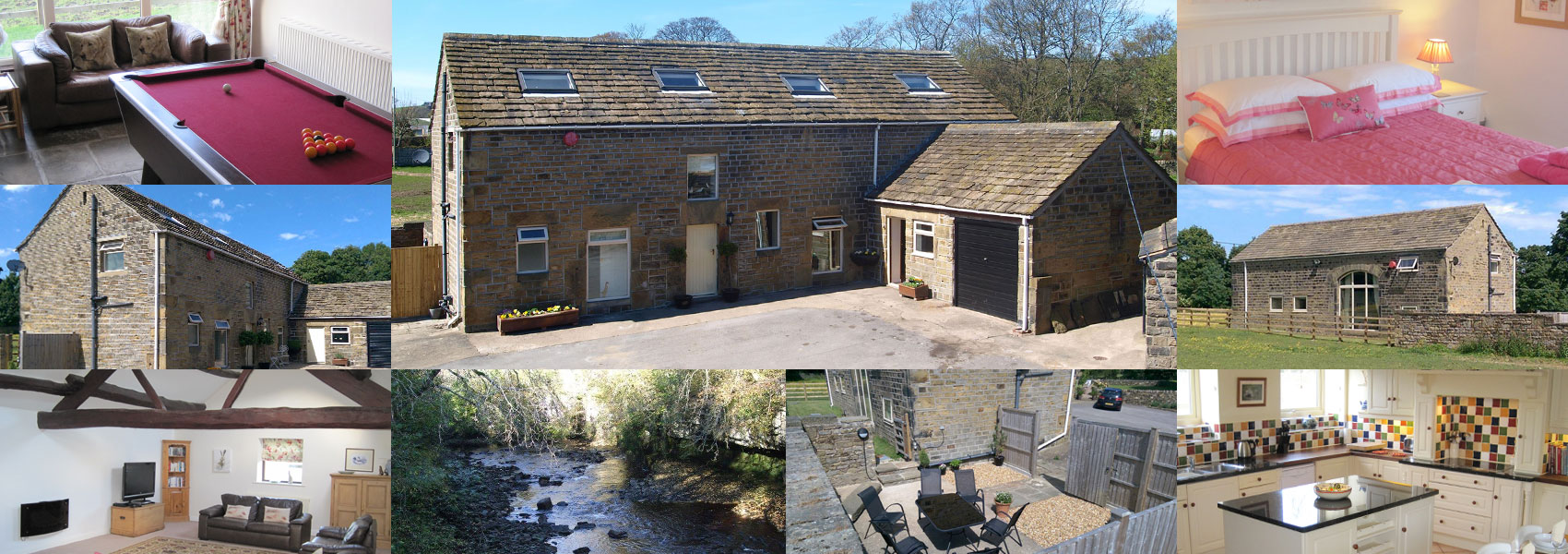 Bullace Barn, Millhouse Green, Penistone - exterior